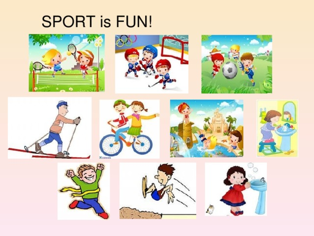 SPORT is FUN!