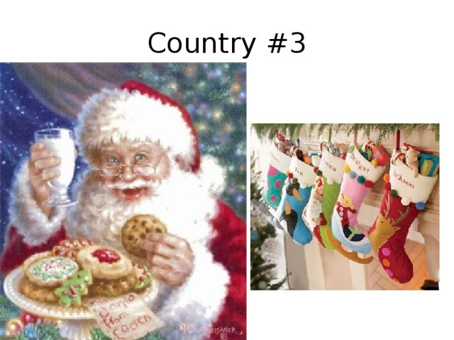 Country #3