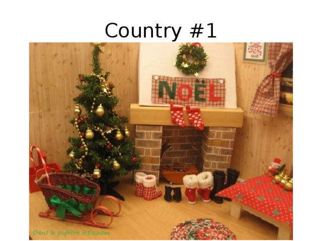 Country #1