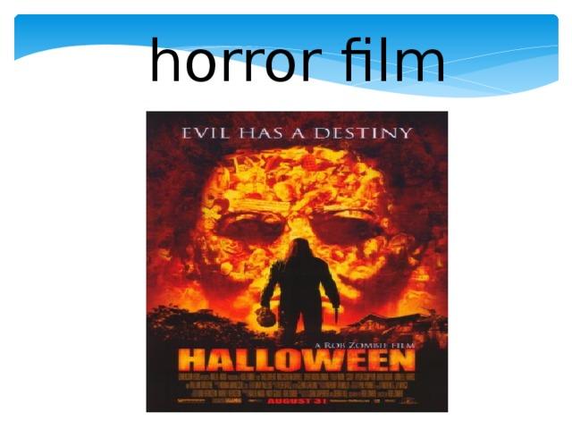 horror film