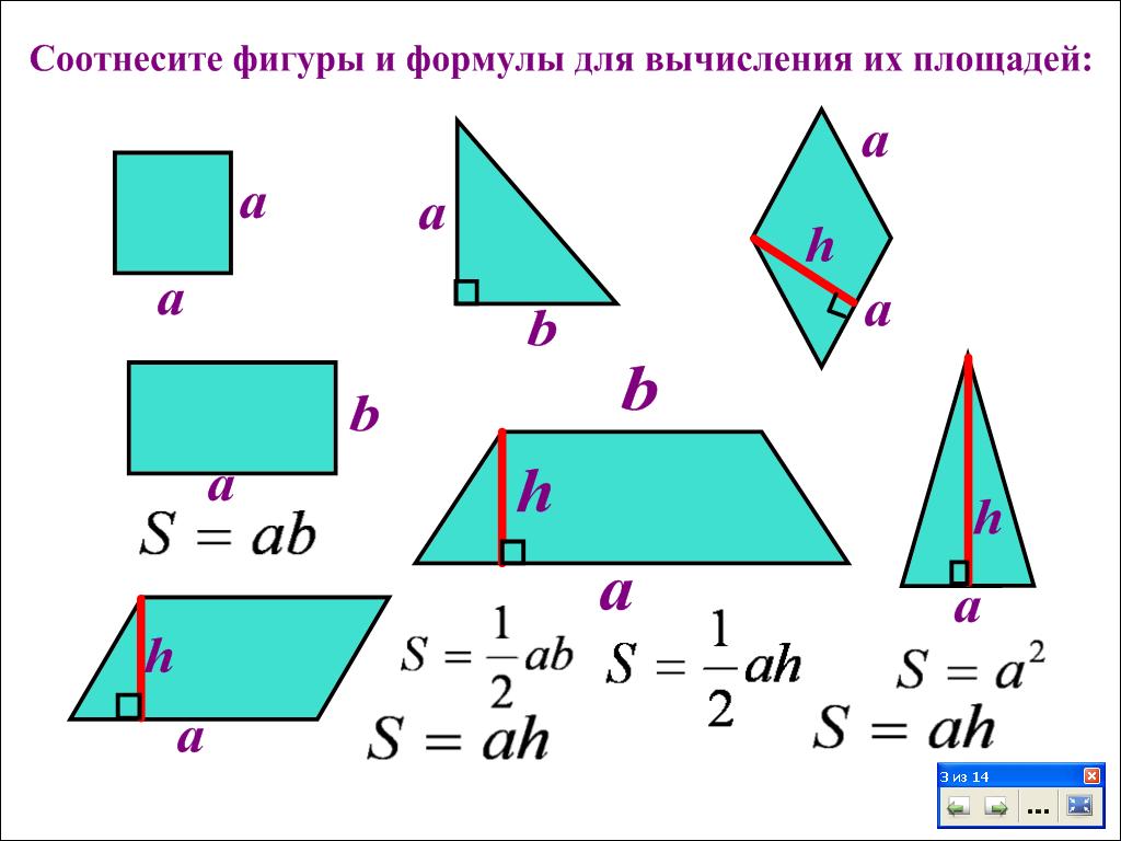 Решение задач на нахождение площади трапеции занимательные задачи 5 класс с решением