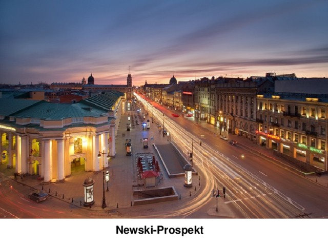 Newski-Prospekt