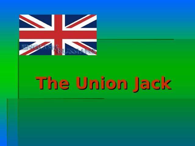 The Union Jack