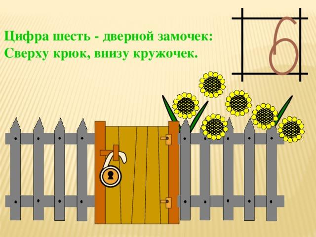 цифра шесть дверной замочек сверху крюк внизу кружочек картинки регулярно внедряем инновации