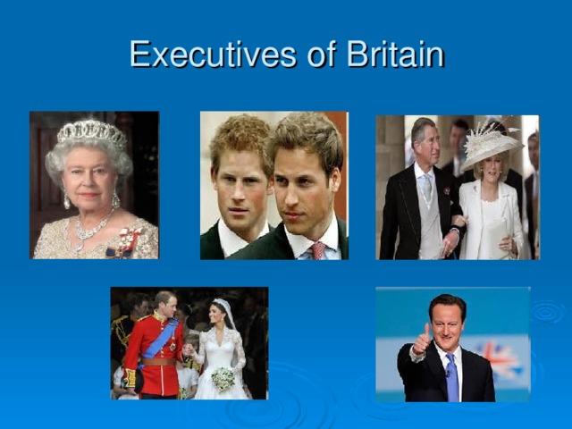 Executives of Britain