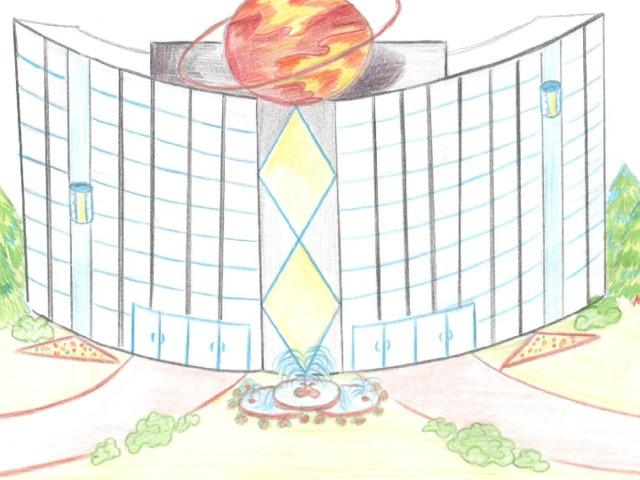 вот школа будущего картинки рисунки поэтапно адреса