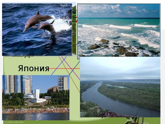Игра «Найди пару » река Самара Самара море Индийский страна Япония Волга город город Чёрное  океан