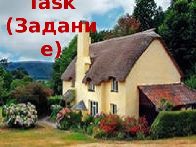 Task  (Задание)