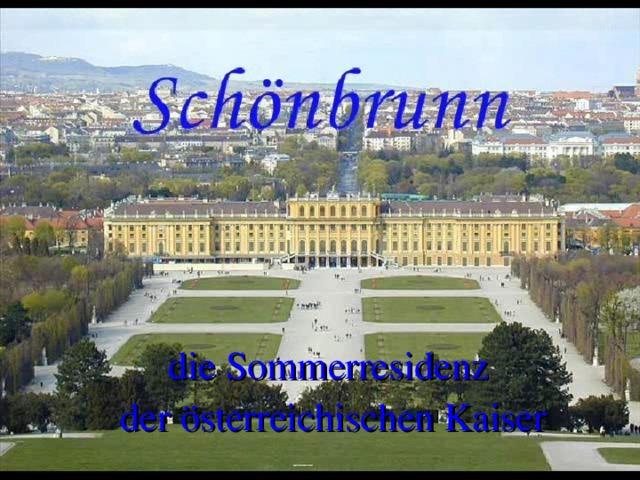die Sommerresidenz der österreichischen Kaiser
