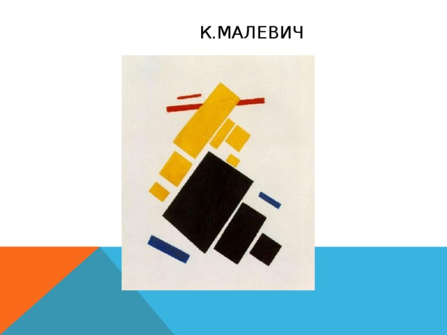 Место и роль картины в искусстве 20 века. Кубизм - изо ... Любовь Попова Картины