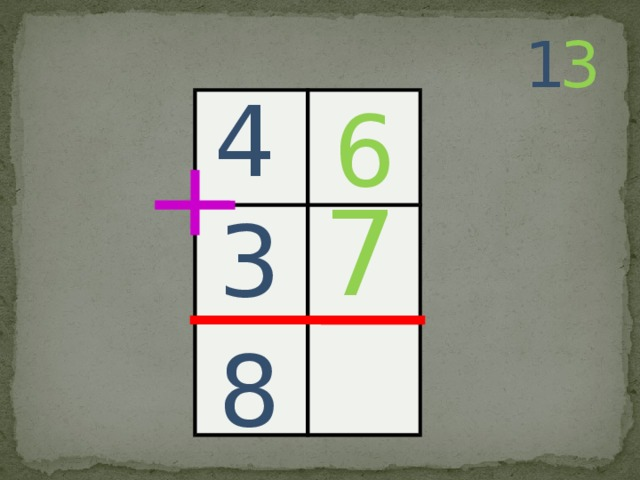 3 1 4 6 7 3 8