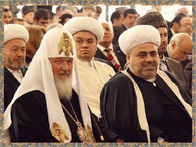 С другой стороны, и русским полезно знать, как веруют в Бога, какие религиозные традиции имеют другие народы. В этом тоже поможет история религиозной культуры.