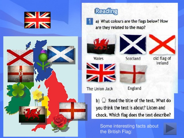 Some interesting facts about the British Flag: