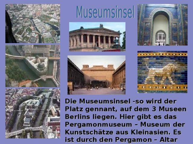 """Der gr ö β te Platz Berlins ist Alexanderplatz.Er hat seinen Namen dem russischen Zaren Alexander dem Ersten zu Ehren bekommen. Die Berliner nennen ihn liebevoll """"Alex"""".Hier befinden sich die Berliner Fernsehturm und die Weltzeituhr."""