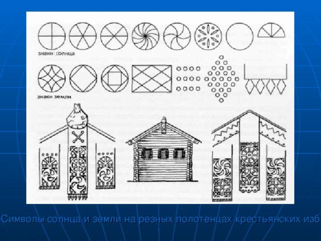 Дом был для языческих славян повторением Вселенной, уменьшенной до размеров человека.