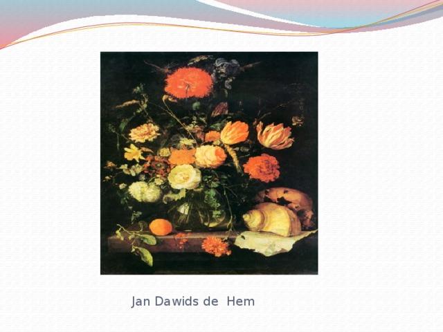Jan Dawids de Hem