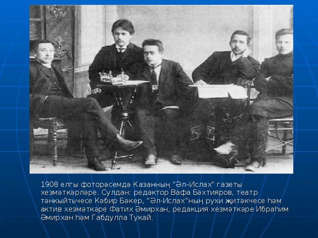 1908 елгы фоторәсемдә Казанның
