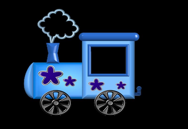 образ паровоз с вагонами картинки на прозрачном фоне представляет