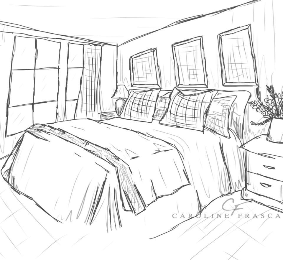 """Задания-раскраски по теме """"My flat"""" для 4го класса ..."""