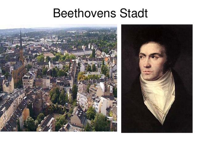 Beethovens Stadt