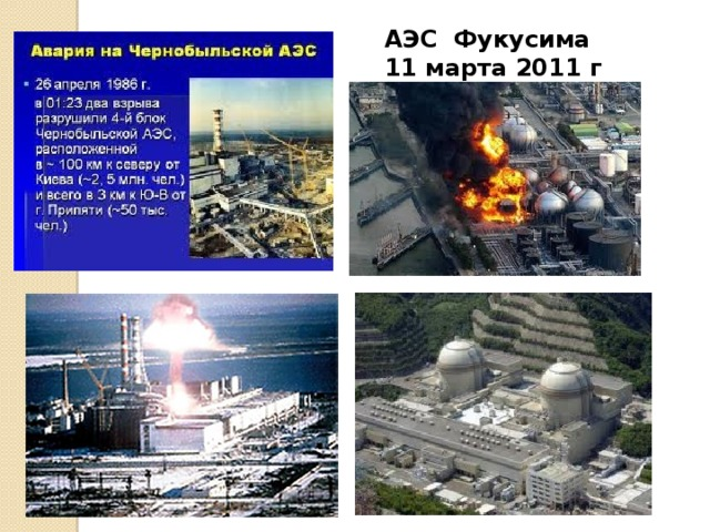 АЭС Фукусима 11 марта 2011 г