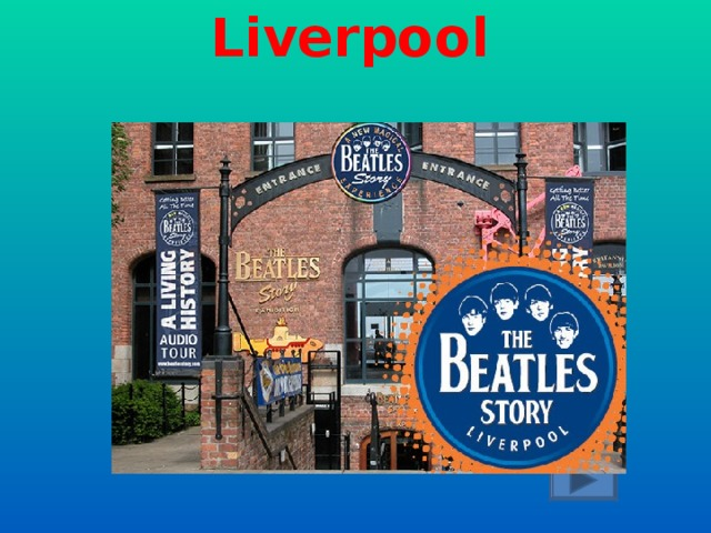 What is the hometown for the famous music band «The Beatles»?