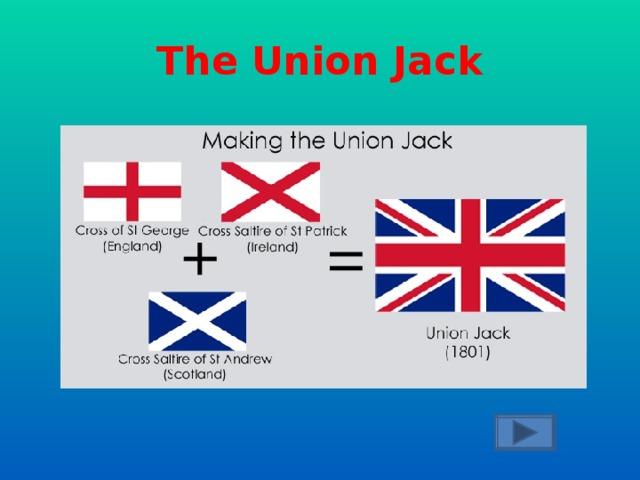 How do the British  call their flag?