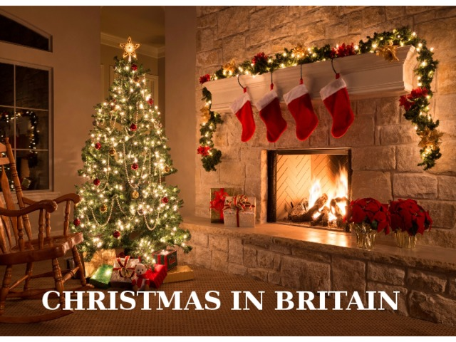 CHRISTMAS IN BRITAIN