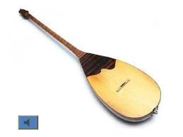 Какой музыкальный инструмент звучит?