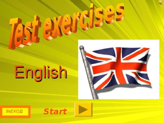 English Start
