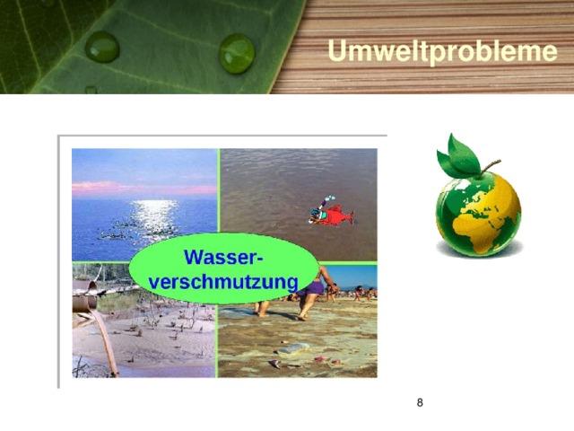 Umweltprobleme