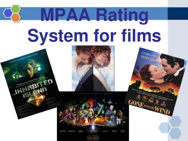 MPAA Rating System for films