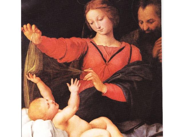 Шадонна с вуаяъю. 1509—1510