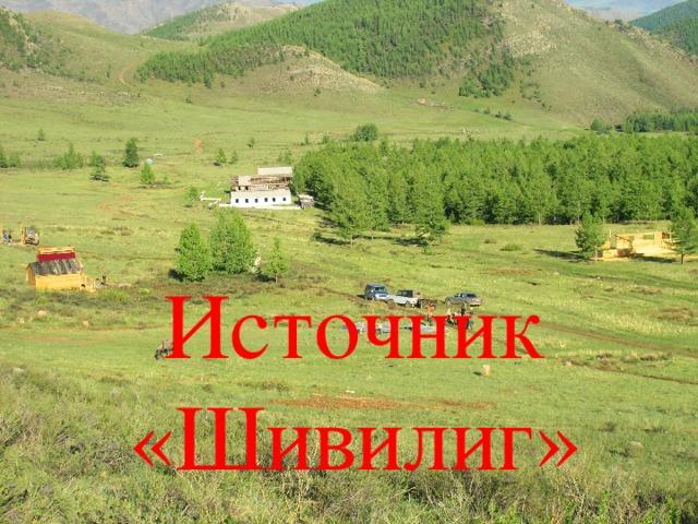 Источник «Шивилиг»