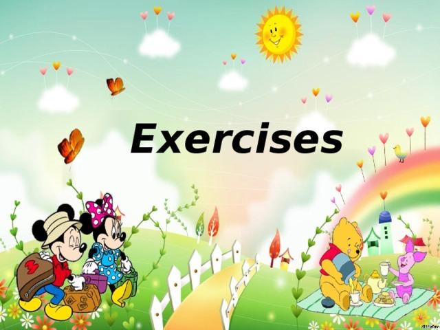 Exercises Designed by: Moh@dese F@zeli