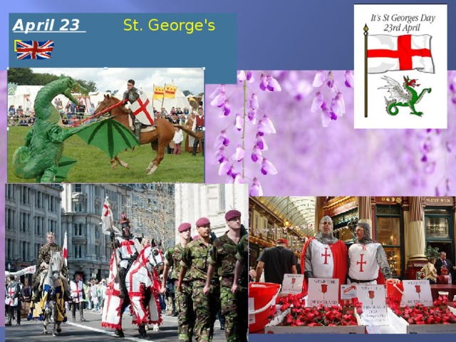 April 23  St. George's Day