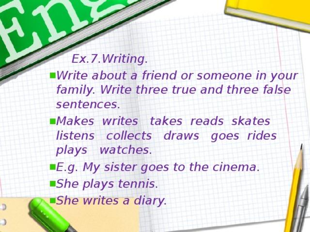 Ex.7.Writing.