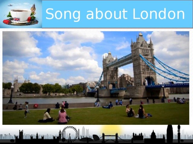 Song about London