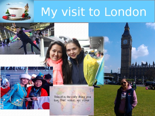 My visit to London