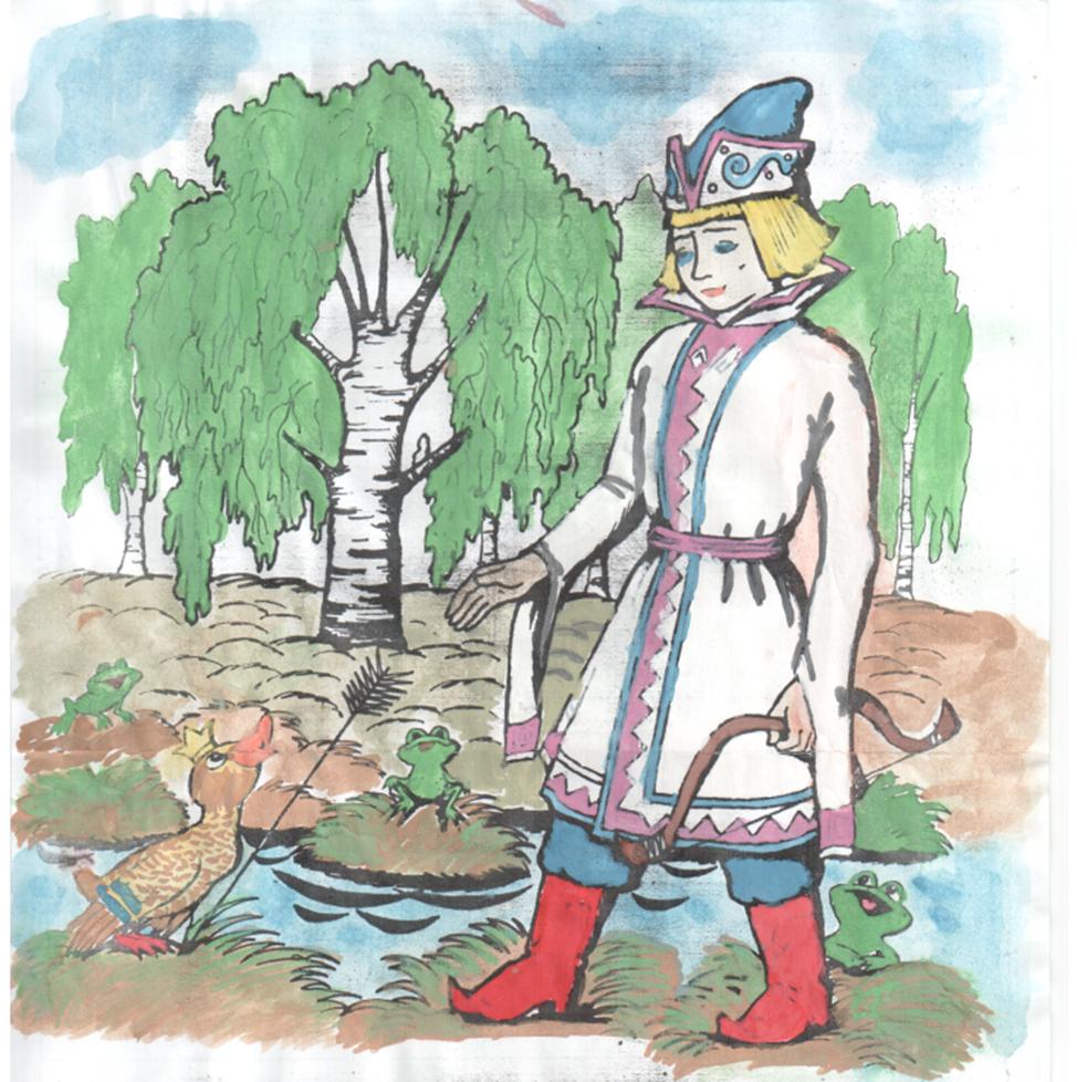 картинки из русских сказок с ошибками этом нелегком