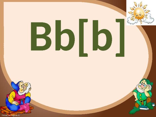 Bb[b]