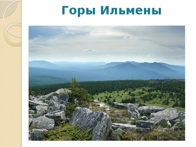 Горы Ильмены